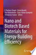 Nano and Biotech Based Materials for Energy Building Efficiency Book