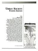 Urban Society