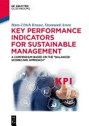 Key Performance Indicators for Sustainable Management