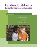 Guiding Children S Social Development And Learning