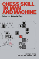 Pdf Chess Skill in Man and Machine Telecharger