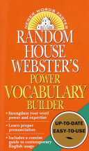 The Random House Power Vocabulary Builder