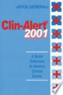 Clin Alert 2001