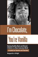 I m Chocolate  You re Vanilla