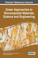 Green Approaches to Biocomposite Materials Science and Engineering Pdf/ePub eBook