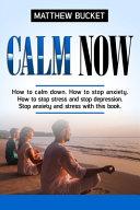 Calm Now Book