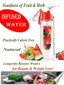 Goodness of Fruit   Herb Infused Water