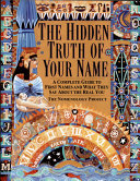 The Hidden Truth of Your Name Book