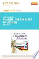 The Language of Medicine Pageburst on KNO Access Code