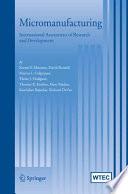 Micromanufacturing