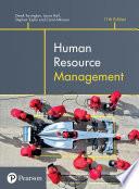 Human Resource Management 11ed Book