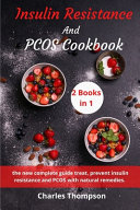 Insulin Resistance And Pcos Cookbook