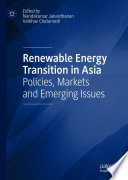 Renewable Energy Transition in Asia Book