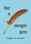 For a Magic Pen [Pdf/ePub] eBook