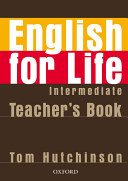 English for Life Intermediate