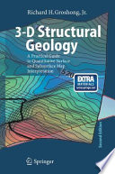 3 D Structural Geology Book