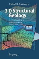 3-D Structural Geology Pdf/ePub eBook