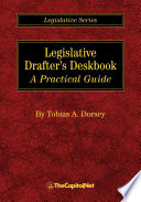 Legislative Drafter S Deskbook Book