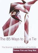 The 85 Ways to Tie a Tie