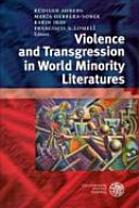 Violence and Transgression in World Minority Literatures