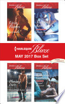 Harlequin Blaze May 2017 Box Set