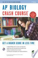 AP Biology Crash Course  2nd Ed