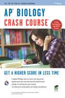 AP Biology Crash Course, 2nd Ed.
