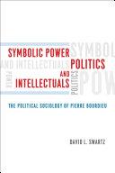 Symbolic Power, Politics, and Intellectuals