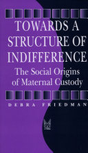 Towards a Structure of Indifference
