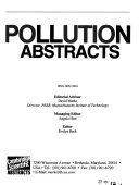 Pollution Abstracts