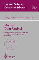 Medical Data Analysis Book