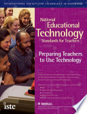 National Educational Technology Standards for Teachers Book