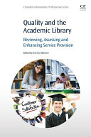 Quality and the Academic Library [Pdf/ePub] eBook