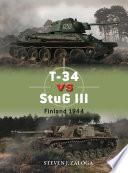 T 34 vs StuG III