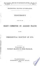 Presidential Election of 1876