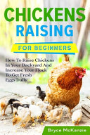 Chickens Raising For Beginners