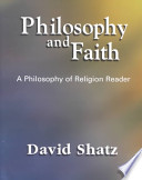 Philosophy and Faith