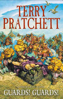 Guards! Guards! Terry Pratchett Cover