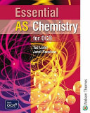 Essential AS Chemistry for OCR