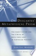 On Descartes Metaphysical Prism