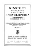 Winston s Cumulative Loose leaf Encyclopedia