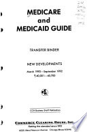 Medicare and Medicaid Guide