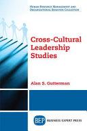 Cross-cultural leadership studies