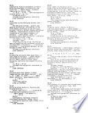 Accessions List, Eastern and Southern Africa