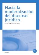 Hacia la modernizaci  n del discurso jur  dico