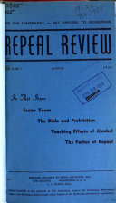 Repeal Review