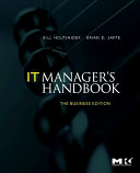 Pdf IT Manager's Handbook: The Business Edition Telecharger