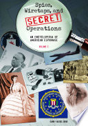 Spies  Wiretaps  and Secret Operations  A J Book