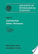 Gastrointestinal Defence Mechanisms