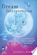 Dream Interpretation Book PDF